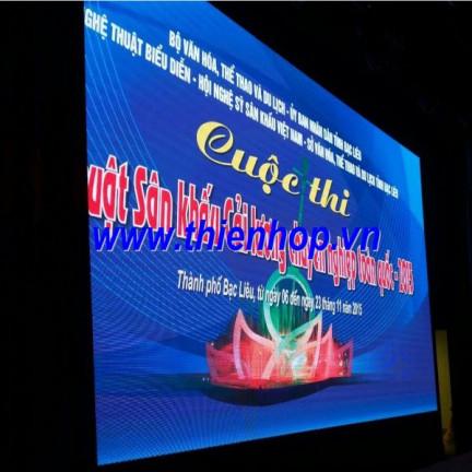 Giải pháp thi công lắp đặt màn hình Led full màu (LED Display)