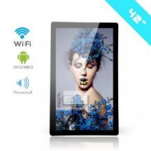 MÀN HÌNH LCD NETWORK TREO TƯỜNG 42/43 INCH có Hệ Điều Hành