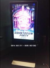 MÀN HÌNH LCD CHÂN ĐỨNG 43inch, Kasho Club Quận 01 TP.HCM