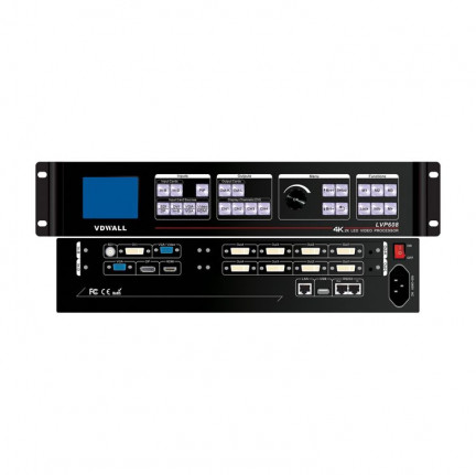 VDWall LVP608 4K 2K LED Video Processor