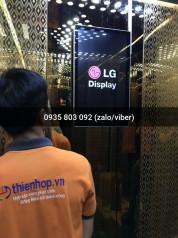 MÀN HÌNH LCD Quảng cáo LẮP THANG MÁY -  Quảng Cáo Thang Máy 22inch