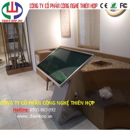 Cung Cấp Lăp đặt Màn hình LCD Hội sở Coffee Trung Nguyên Legend