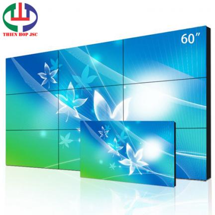 GIẢI PHÁP MÀN HÌNH GHÉP LCD  HIỂN THỊ ( Video Wall)