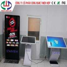 Giải pháp Quảng Cáo Màn Hình LCD Mới Tiết Kiệm Chi Phí so với Màn hình LED thông thường trong nhà