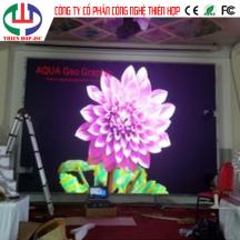 Lắp Đặt Màn hình LED P4 Cho Nhà hàng Q.2 , Thảo Điền, TP.HCM