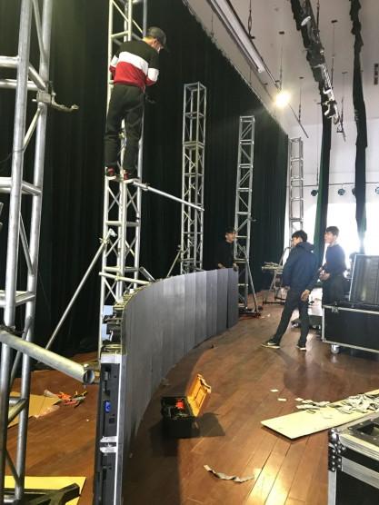 Màn hình LED P4 trong nhà SMD
