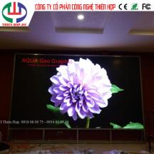 Màn hình LED P4 indoor Khách Sạn Đà Lạt