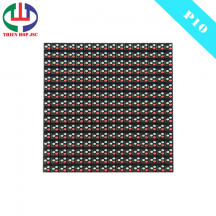 MODULE LED P10 DIP546 NGOÀI TRỜI KÍCH CỠ: W.160 H.160