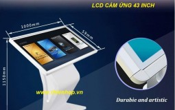 LCD CẢM ỨNG (TOUCH ONE ADVERTISING)